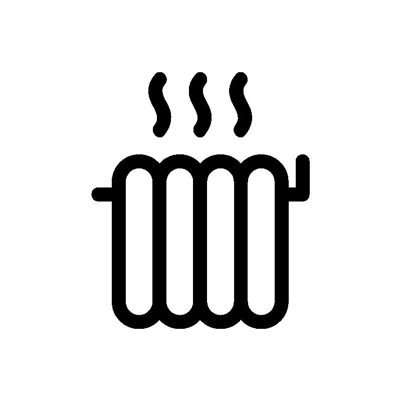 CALEFACCIÓN 2249 CAMILLA