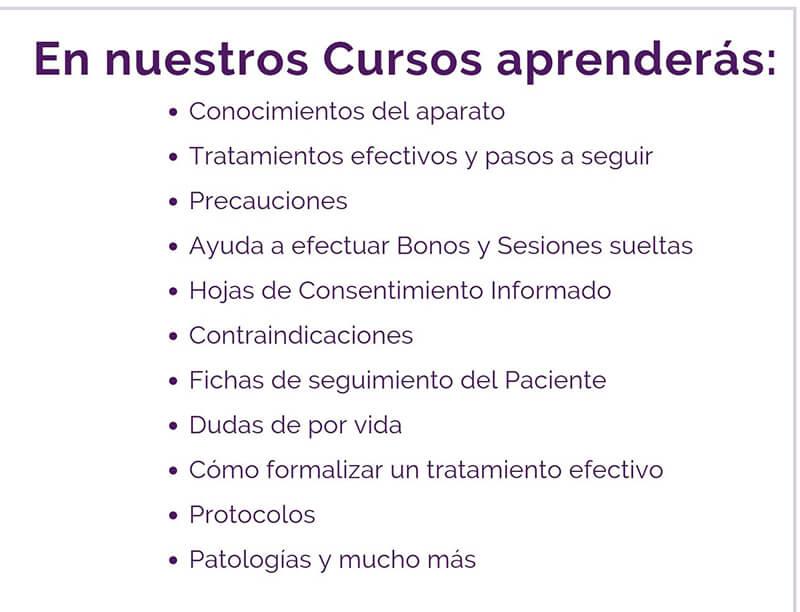 Ventajas Cursos Lipobody